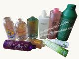 5 Farben-UVplastikflaschen-Bildschirm-Drucken-Maschine