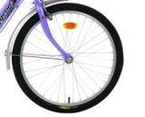 رخيصة [20ينش] مدينة درّاجة/درّاجة [دوتش] لأنّ إمرأة ([ش-كب102])