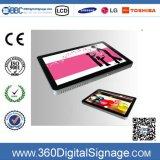 Tenture murale OEM 42pouces écran LCD de la publicité