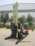 Perforadora del orificio tamaño pequeño de la tierra de la profundidad de Df-150s el 150m para el receptor de papel de agua