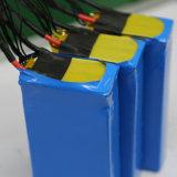 Bateria recarregável 90ah de capacidade elevada de LiFePO4 12.8V 50ah