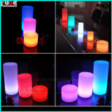 6ft hoher LED Beleuchtung Stantion Static oder Farben-Ändern