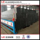 Cuadrado de Weled/tubo de acero de Rectanguilar con alta calidad