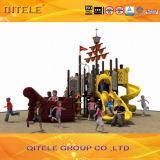 Pirate Ship Series Equipamentos para crianças ao ar livre para crianças (CS-12401)