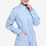 L'uniforme d'infirmière bon marché chaude de vente/médical bleus frotte l'hôpital de /Custom uniforme