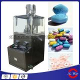 Zp12 Small Rotary Tablet Press Machine / Carbon Powder Tablet Press