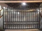 アルミニウム塀によって溶接される先峰の庭の塀の裏庭の塀