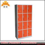 Openbaar Gebruik 12 de Kast van het Staal van het Compartiment voor de Zakken en de Kleren van de Opslag