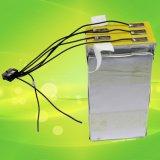 Kundenspezifischer 24V36V/48V 40ah/60ah/100ah/200ah Lithium-Ionenbatterie-flacher Zellen-und Batterie-Satz mit Fabrik-Preis