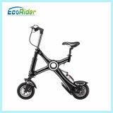 Bateria de lítio 250W bicicleta de bolso elétrico sem corrente bicicleta elétrica dobrável de duas rodas