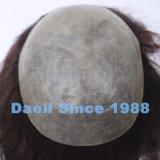 El pelo humano chino de Remy junta las piezas de la mano del 100% atada