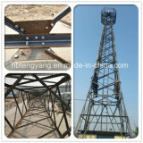 35м горячей решетке оцинкованной DIP угол стальной башни электросвязи