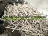 Машина брикета шелухи риса давления брикета биомассы поршеня