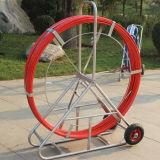 ダクトRodderを引っ張る11mm*300mのガラス繊維のプッシュプル棒ワイヤー