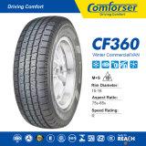 Neumático radial barato sin tubo del neumático del vehículo de pasajeros de 14 de la pulgada fabricantes de la polimerización en cadena 186/65r14 China