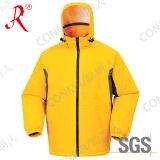 Nueva chaqueta de esquí diseñada para el invierno (QF-607)