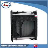 Cobre de la serie del gas y radiador modificados para requisitos particulares Yc6K420ln del aluminio