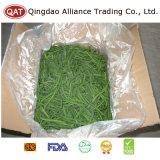 Haricots verts de coupure gelée avec le certificat cacher