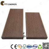Decking composto plástico material ao ar livre da madeira contínua de Buiding (TW-K02)