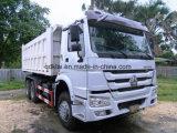 De Vrachtwagen van de Stortplaats van Sinotruck HOWO 8X4 50 Ton