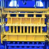 Bloc concret de brique de la machine à paver Qt10-15 de cavité de la colle hydraulique de type automatique de cendres volantes faisant la machine à Philippines