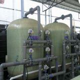 Depósito de ablandamiento de agua Filtro de agua a presión de FRP