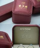 Роскошный подарок ручной работы двойного кольца украшения упаковке