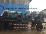 Bomba de água misturada Diesel aprovada 300hw-8 do fluxo do GV de doze polegadas