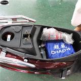 Motocicletas elétricas populares M5 Racing com bateria de 72V-30ah-2000W
