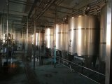 Riga automatica completa di produzione di latte della latteria 5000L/H