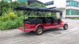 観光事業のための一義的な4列の私用小さいシャトルバス