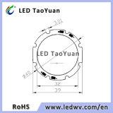 Высококачественный алюминиевый початков 18Вт Светодиодные затенения компонента