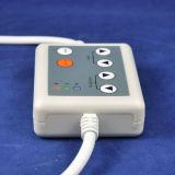 Регулятор RGB СИД касания дистанционной пластичной раковины RF полный