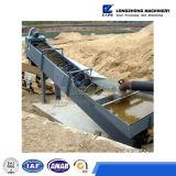 Gewundene Sand-Unterlegscheibe für Baumaterialien mit Fabrik-Preis