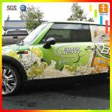 Collants extérieurs de véhicule de vinyle auto-adhésif de PVC pour la publicité