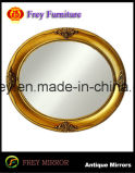 Het stevige Houten Antieke Frame van de Spiegel van de Muur van het Ontwerp