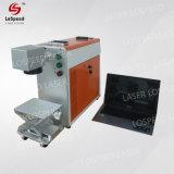Низкая цена лазерный маркер 10W 20W 30W 50W YAG ЧПУ портативный мини-Color волокна для металлических станок для лазерной маркировки