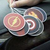 La promoción del papel colgantes personalizados coche Ambientador de coche