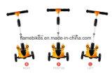 Три колеса музыки Jet скутер с индикатором для детей