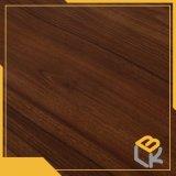 중국 공장에서 지면, 문, 옷장 또는 가구 표면을%s 호두 목제 곡물 장식적인 종이
