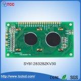 Syb128X32bzkv30 LCD de Blauwe Raad LCM128*32 van Stn LCD van de Vertoning