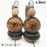 L'usine d'écouteur la meilleur marché des prix pour l'écouteur en bois