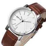 Relógio de pulso quente das senhoras de quartzo da forma da venda (WY-1047GC)