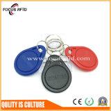Бирка обломока RFID Keyfob Hf 13.56MHz MIFARE Programmable ключевая