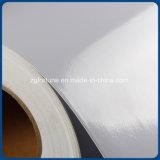 Eco Solvente de alta calidad de la publicidad de medios imprimibles de vinilo autoadhesivas de PVC blanco