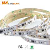 Het veranderen LEIDENE van de Kleur lichte SMD5050 60LED/m Magische leiden met cetifications van Ce RoHS en FCC enz.