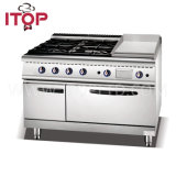 Elektrischer Gas-Ofen Ofen-Serien-Handelsgaststätte verwendeter bester Verkaufs-Ausgangs/Kitchen-Uesed