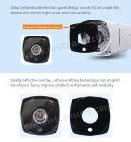 1024p водонепроницаемая IR IP-камера с 2PCS массив светодиодов
