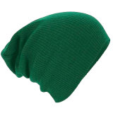 Beanie Slouchy molle del cappello del cranio di Hip-Hop Chemo del cappello rigonfio unisex di chemioterapia della protezione delle donne degli uomini (HW112)