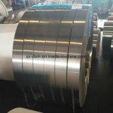 Banda de acero inoxidable AISI 304 mm de espesor de 0,08 mm-1.2